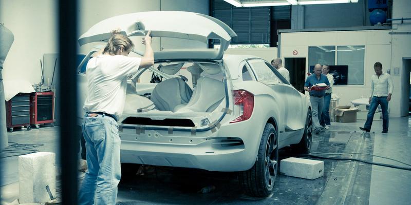 2008 - Comment est né le concept car Citroën Hypnos Hypnos12