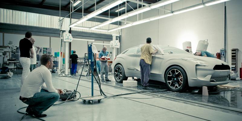 2008 - Comment est né le concept car Citroën Hypnos Hypnos13