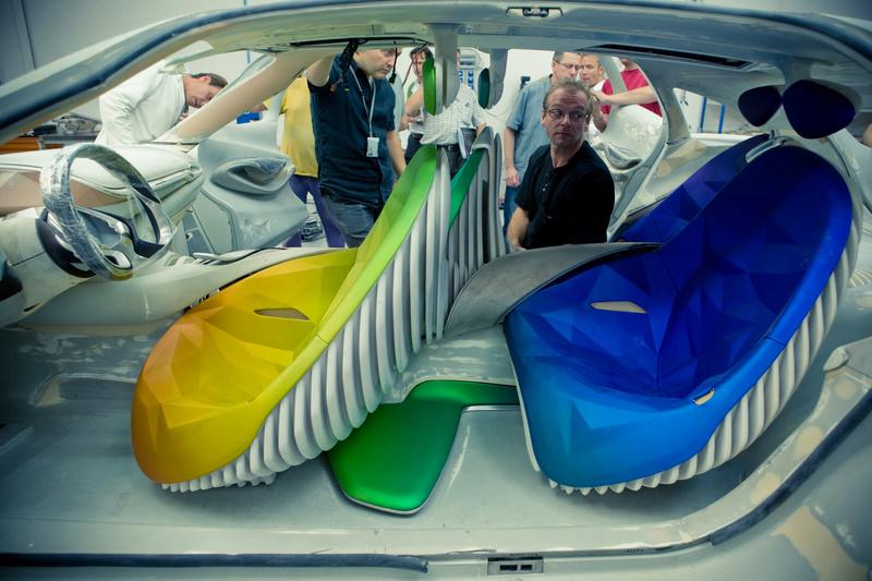 2008 - Comment est né le concept car Citroën Hypnos Hypnos14