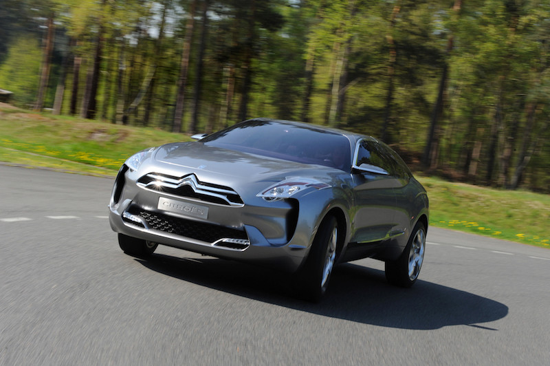2008 - Comment est né le concept car Citroën Hypnos Hypnos20