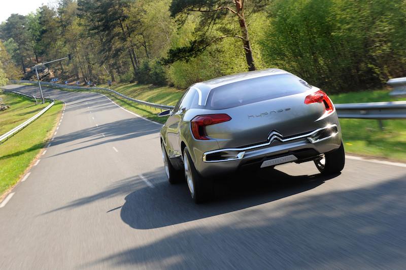 2008 - Comment est né le concept car Citroën Hypnos Hypnos21