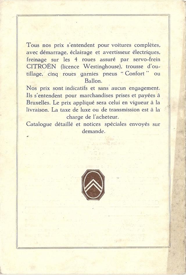PUBLICITES D'EPOQUE B14 Tarif_10