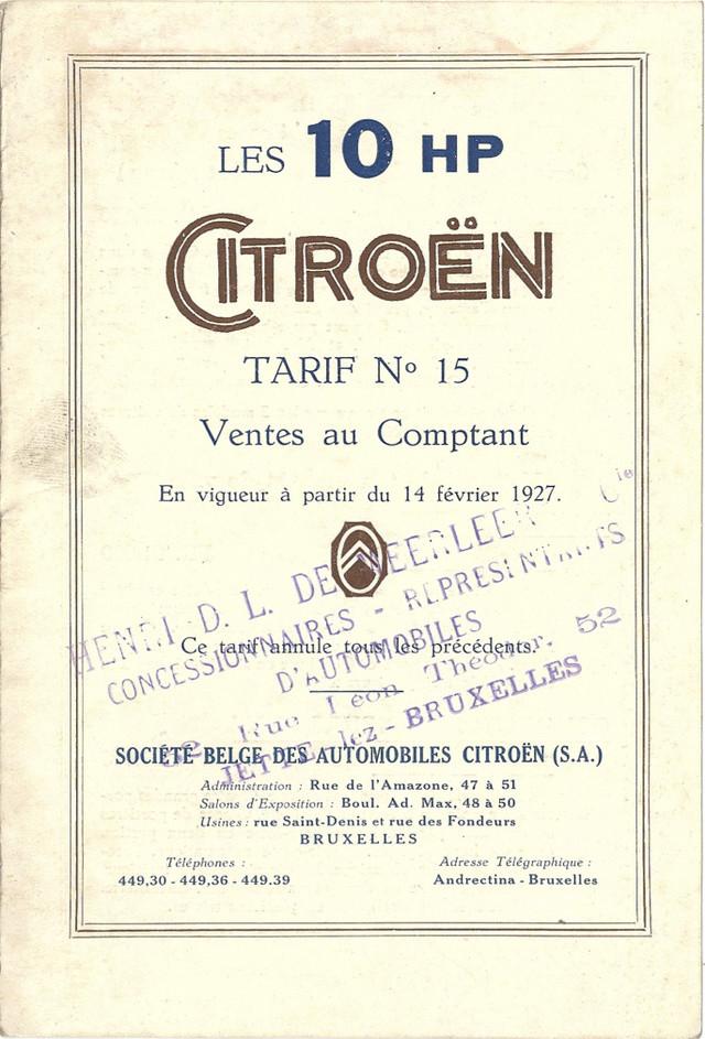PUBLICITES D'EPOQUE B14 Tarif_12