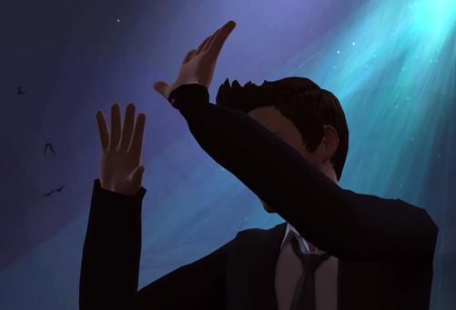 [Sims 4] Recherche Animations. Souris10