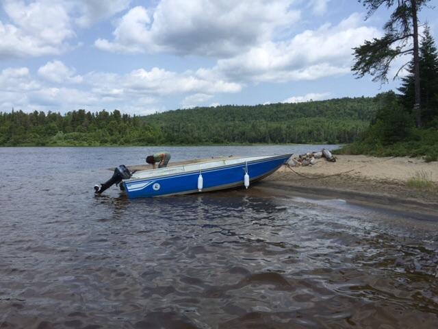 Virée au lac Taureau Image58