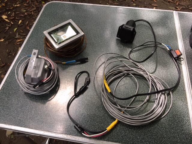 Electrification de l'abris Image76