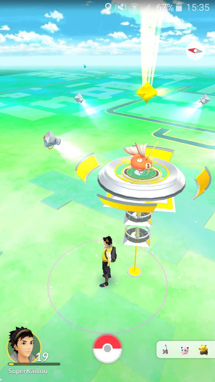 Pokémon, Go ! Magica10