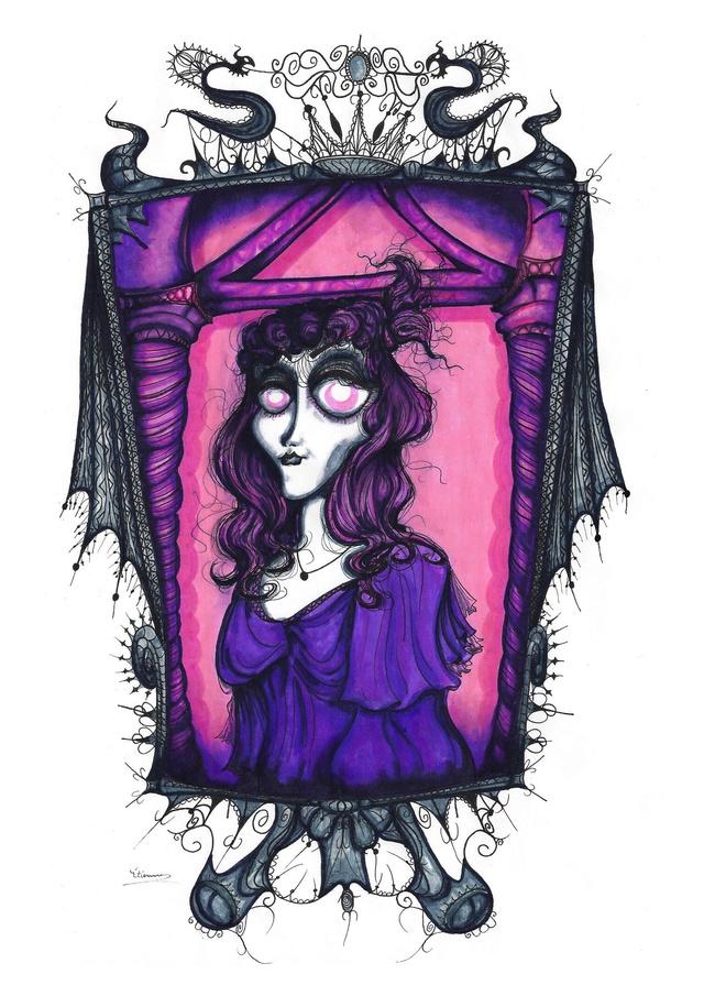 [Dessins] Haunted Creations Visuel14