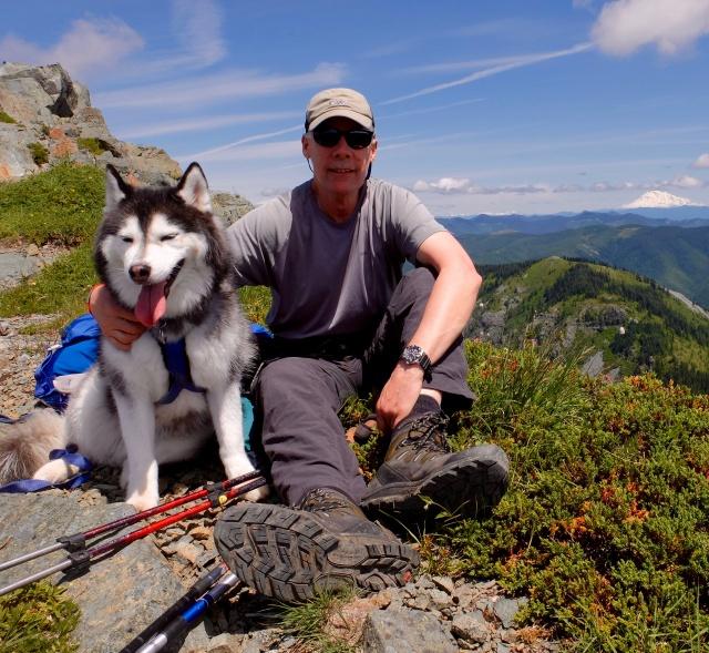 Hiking with Dogs: Silver Star Mt. Washougal, WA (2) Dscf0311