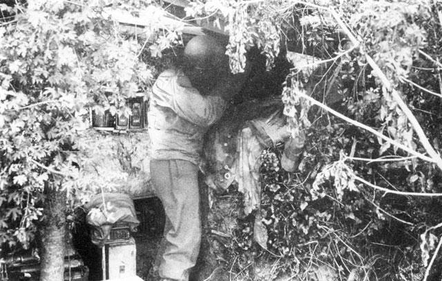 Bataille dans le Bocage Normand - techniques et tactiques Usa-a-10