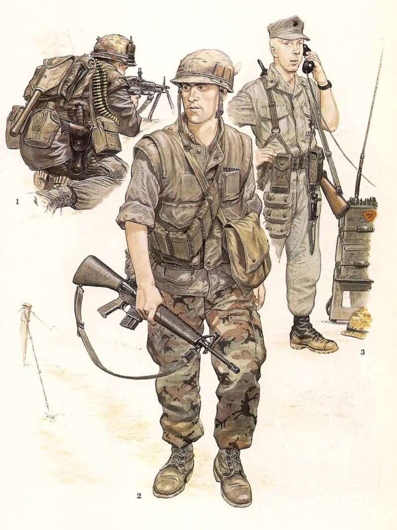 Uniformes [US] [VIETNAM] Vietna14