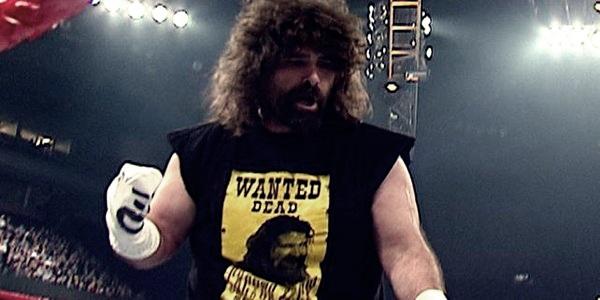 #RAW79 Rollins vs Foley 115