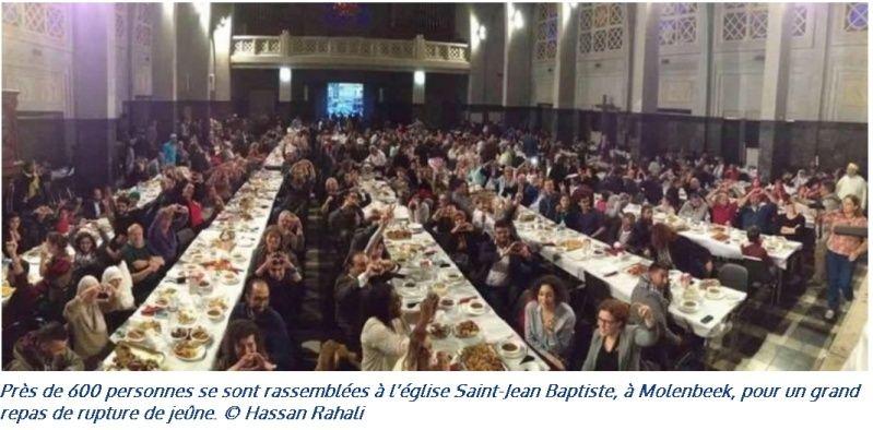 Bonnes nouvelles ! [quand juifs, chrétiens et musulmans coopèrent] - Page 4 Iftar10