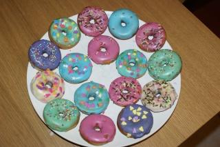 Donuts et autres beignets - Page 4 Dsc01311