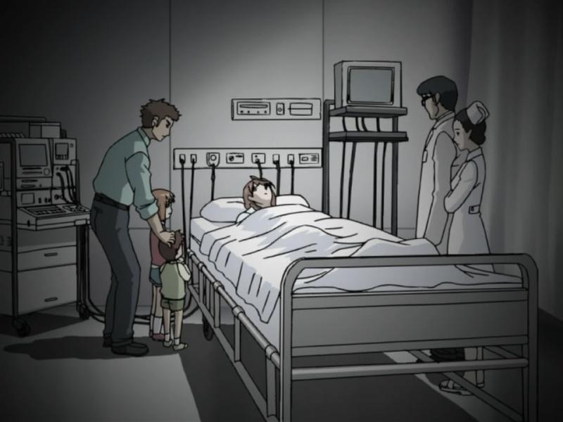 Mai Tokiha's mother and father [Mai-HiME] Coalgi12