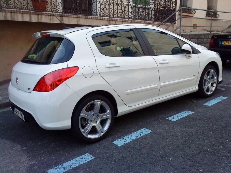 ESSAI : Peugeot 308 GTI 2010, un retour sans forcer ! Dsc01110