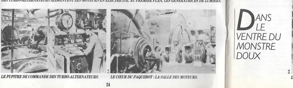 Paquebot Normandie 1942 1011