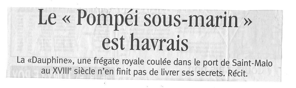 Histoire de bateaux - La Dauphine 126