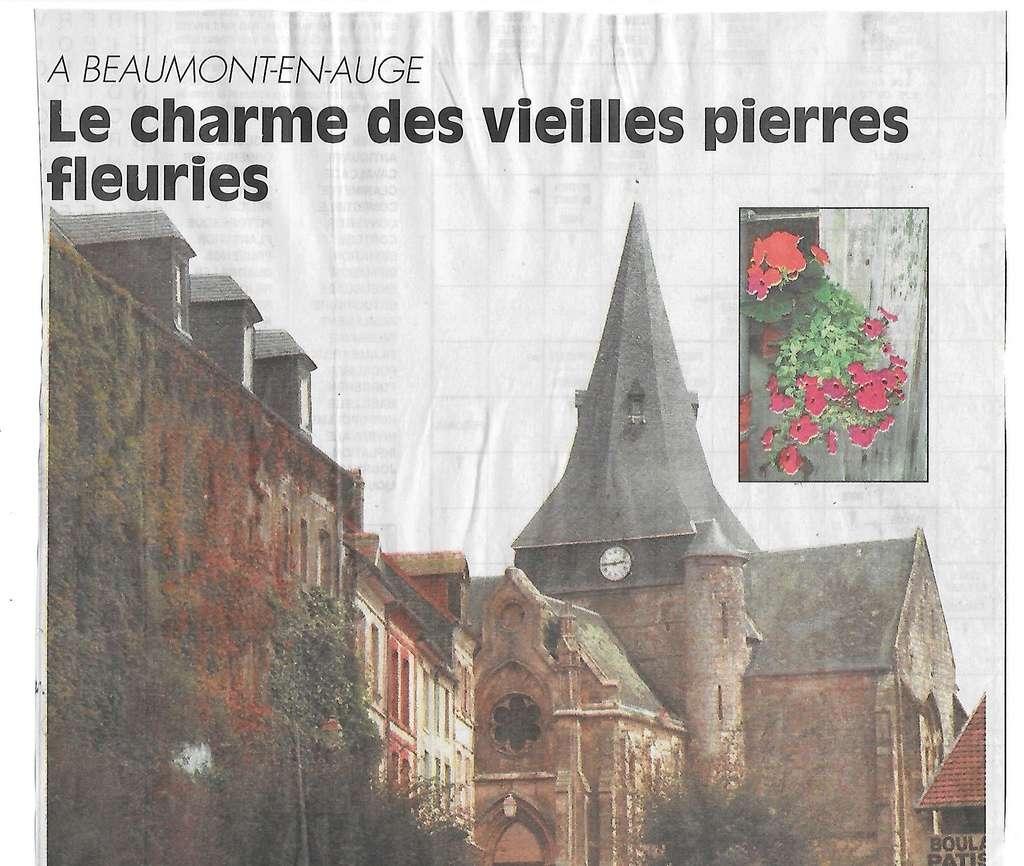 Histoire des communes - Beaumont-en-Auge 131