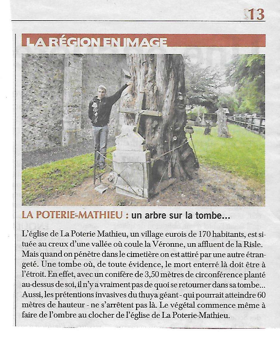 Histoire des communes - La Poterie-Mathieu 133