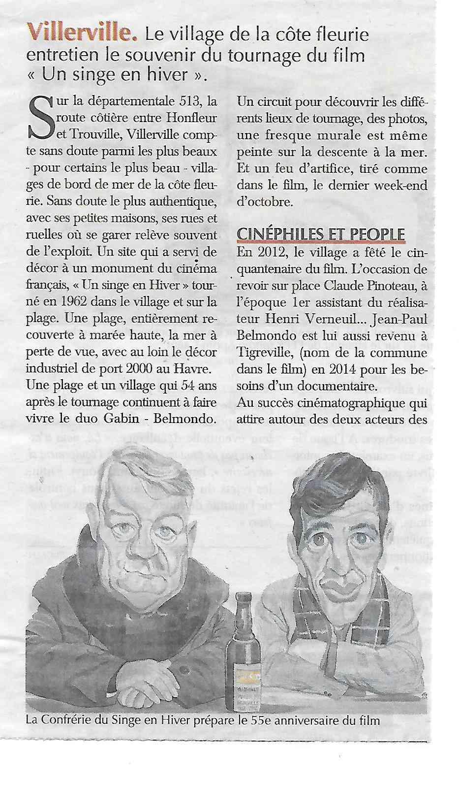 Histoire des communes - Villerville 210