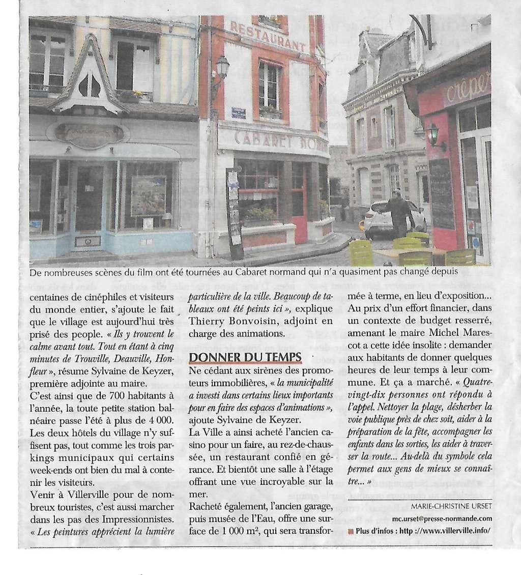 Histoire des communes - Villerville 310