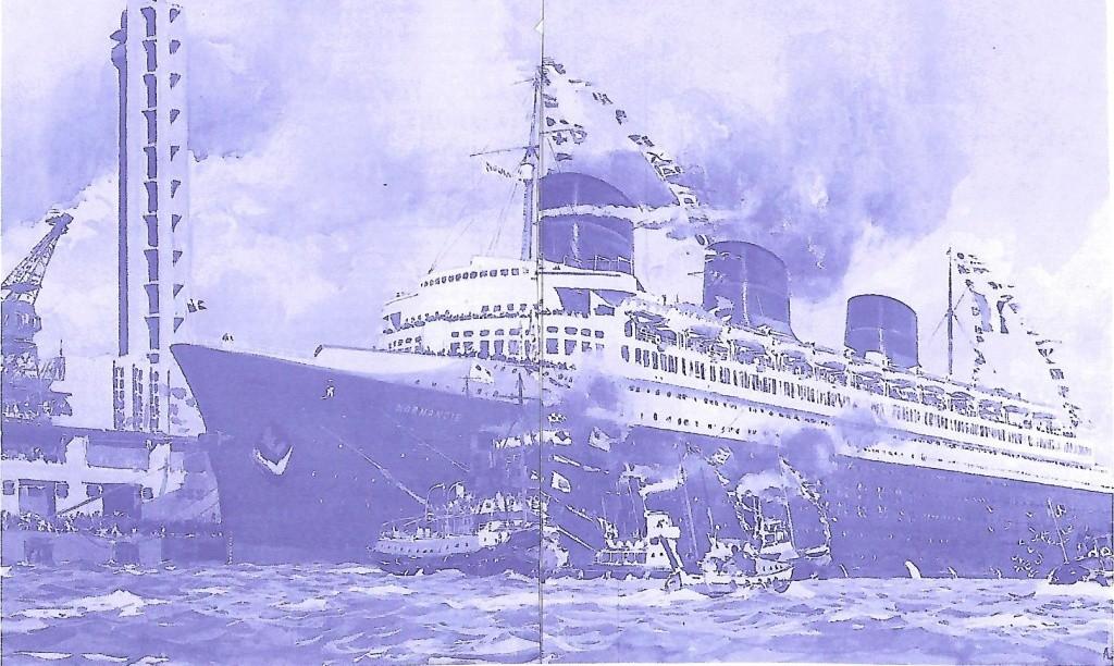 Paquebot Normandie 1942 314