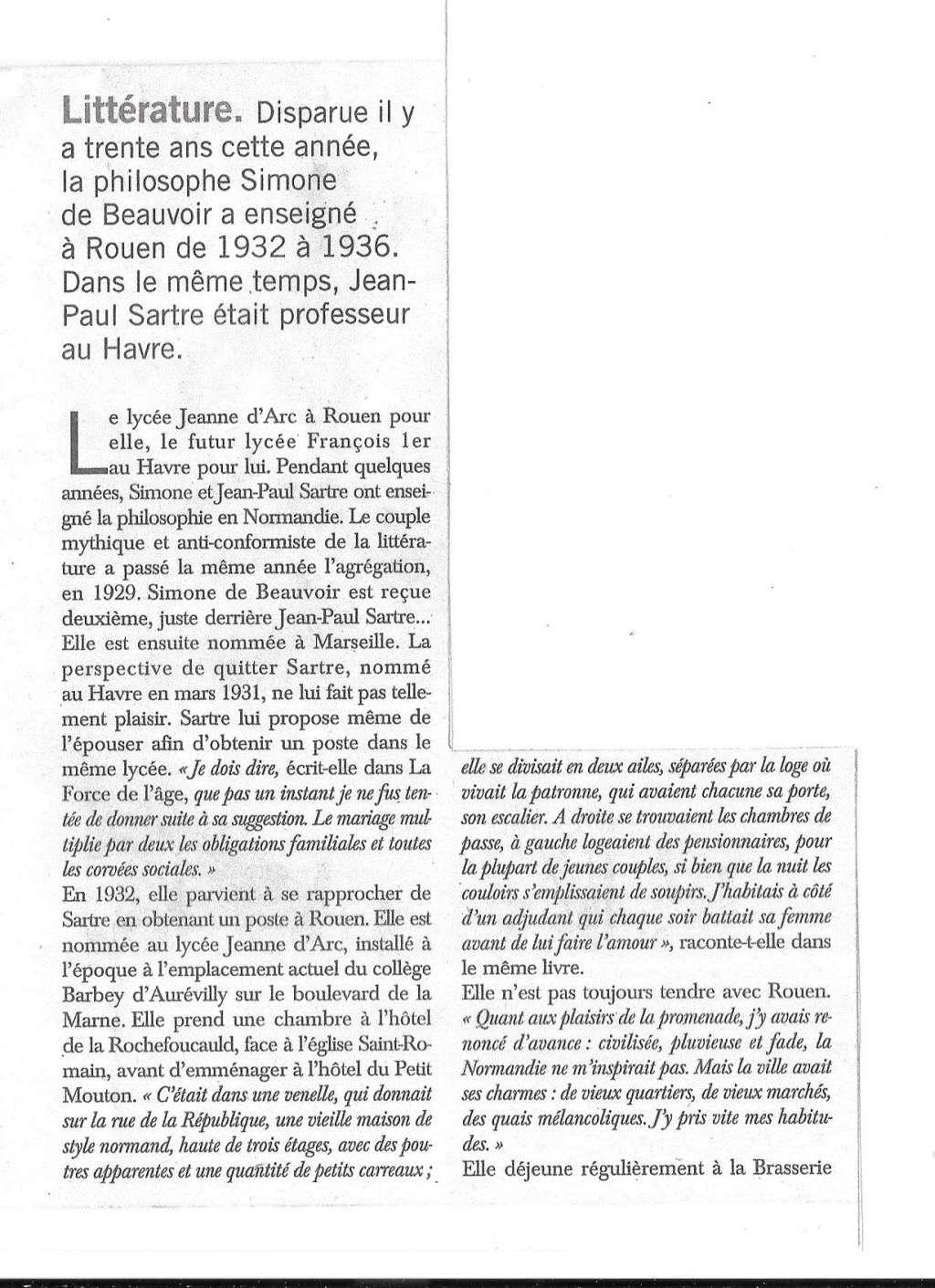 Simone de Beauvoir à Rouen 318