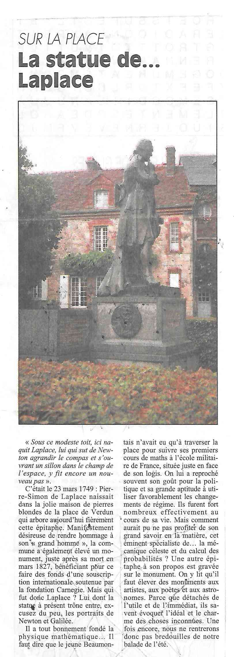 Histoire des communes - Beaumont-en-Auge 329