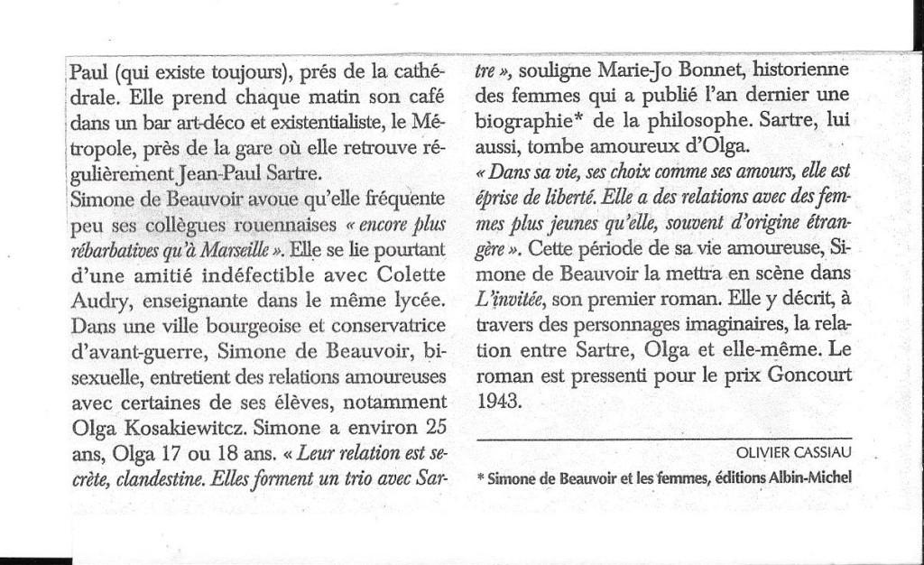 Simone de Beauvoir à Rouen 416