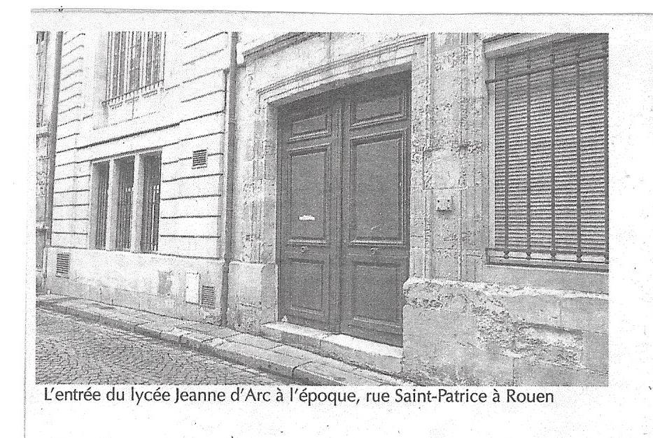 Simone de Beauvoir à Rouen 614