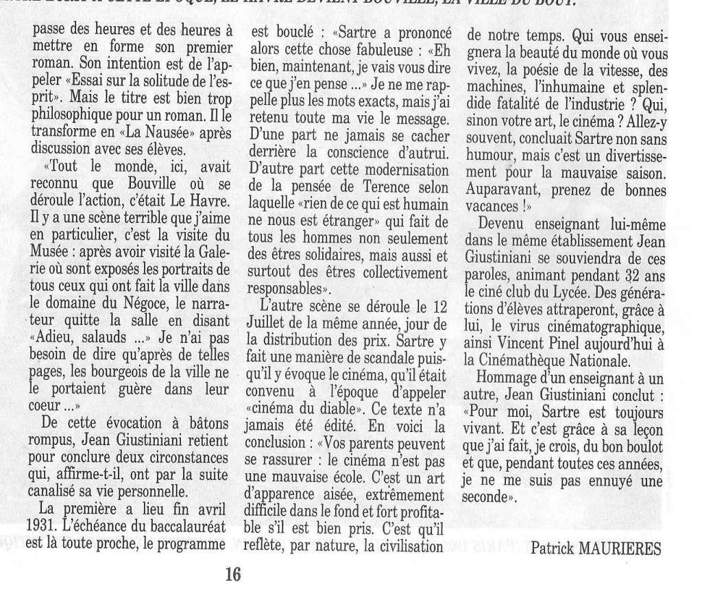 Jean-Paul Sartre au Havre 812
