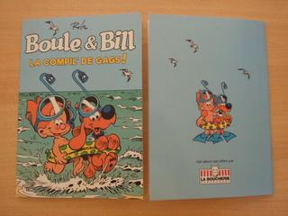 Boule et Bill déboulent à La Boucherie  Dscn7843