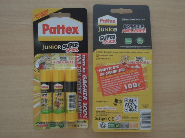 colle Pattex Astérix aux Jo Dscn7911