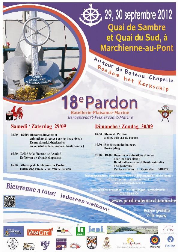 Pardon de la batellerie à Marchienne les 29 et 30/ 09/2012 A4bate10