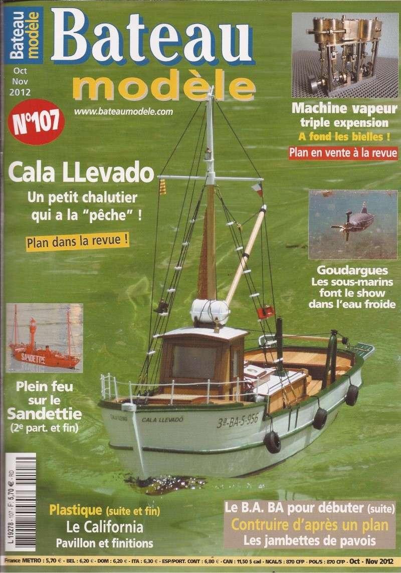 Revues : Bateau modèle - Modèle réduit de bateau (MRB) Bateau10