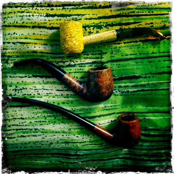 Some of my budding pipe colleciton Pipes210
