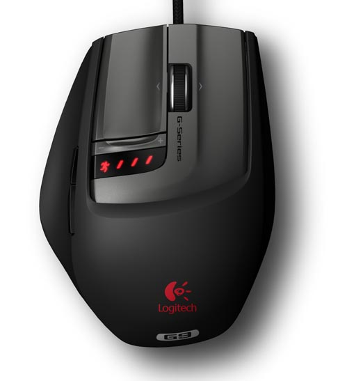 Mouse of choice G910