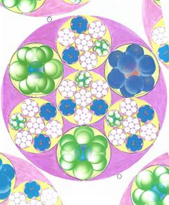 Approche globale ou holistique: systémique, fractale, hologramme, intrication quantique Electr10