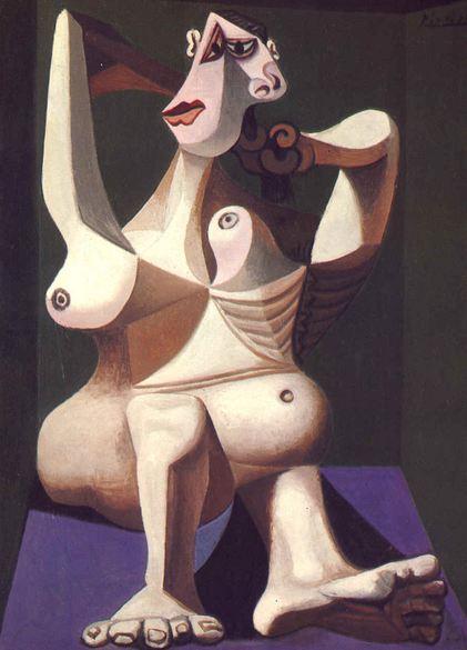 Evolution de l'art ou de la société? Femme_10
