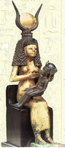 Les origines de la déesse Mère Isis_210
