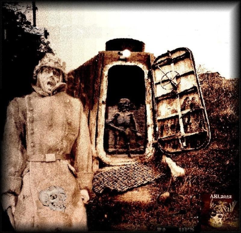 bunker , outpost et autres ouvrages en pierre... Zombie10
