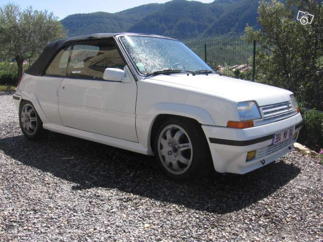 Vraie GT Turbo EBS Cabriolet  34837210