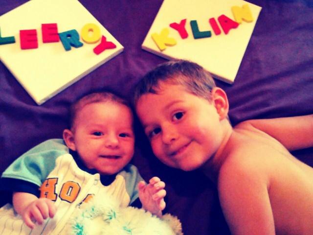 Kylian et Leeroy : Mes crapouillauds  26665010