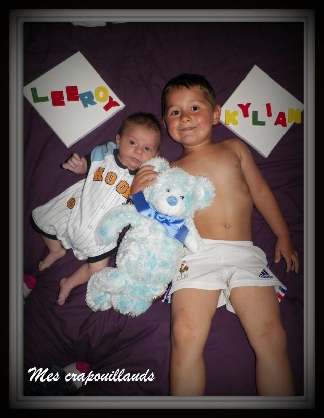 Kylian et Leeroy : Mes crapouillauds  Crapou10