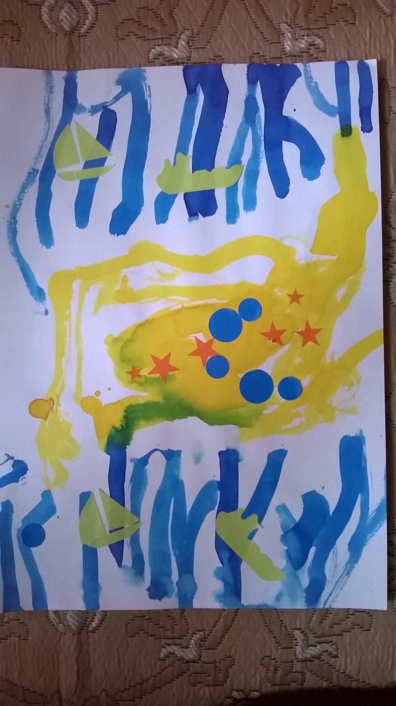 """Concours """"tapis de prière"""": Réalisations des 3/5 ans Wp_20110"""