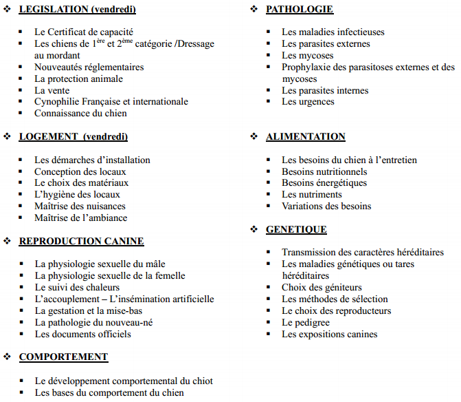 Le Certificat de Capacité à l'Elevage Canin - Page 3 Sans_t10