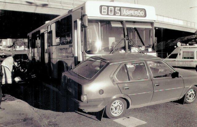 Das Munkedal - Oberstdorf - Bahn Projekt 1:45 Bus00110