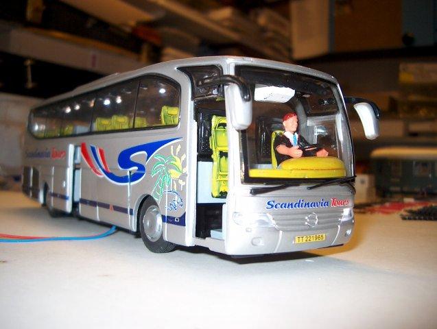 Das Munkedal - Oberstdorf - Bahn Projekt 1:45 Bus00610