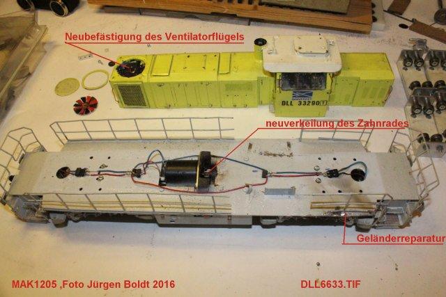 Bauberichte vor 2006  Dll66311